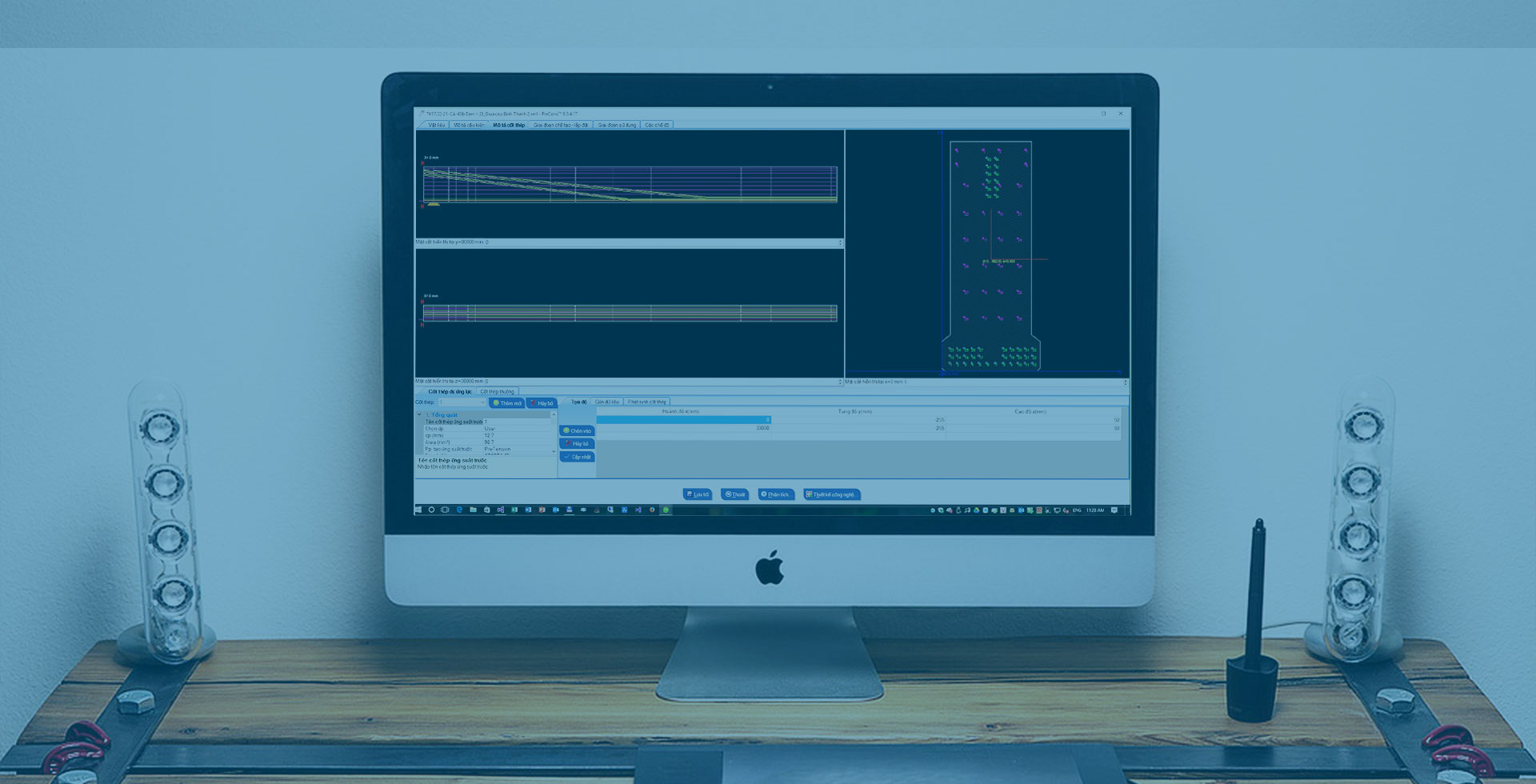 Chương trình ứng dụng Preconc